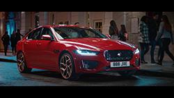 20MY Jaguar XE Features B-Roll,