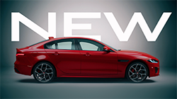 20MY Jaguar XE Design Evolution Film.