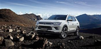 SsangYong To Showcase All-New Korando At Geneva