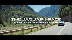 The Jaguar I-PACE from concept to production.