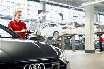 Audi launches new 5-year SERVICE Plans