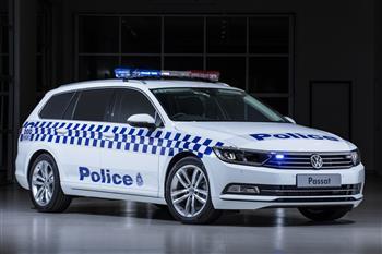Victoria Police pick the Passat