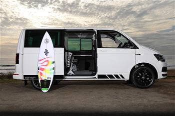 2019 VW Multivan