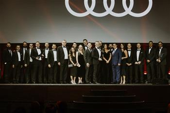 Audi Dealer of the Year.