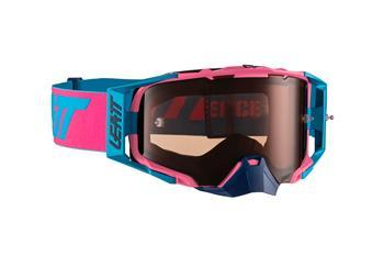 "Leatt's brand-new ""VELOCITY"" bullet-proof goggles"