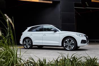 2019 Audi Q5 Black Edition