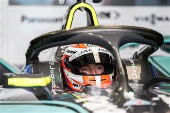 ABB FIA Formula E Championship in Rome, Italy