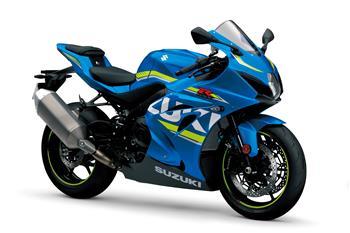 2019 Suzuki GSX-R1000 ABS