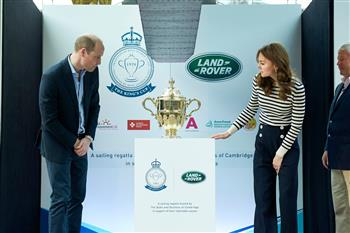 Land Rover Announced As The Presenting Partner Of The King's Cup