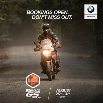 BMW Motorrad launches 2019 GS Experience and GS Events programme