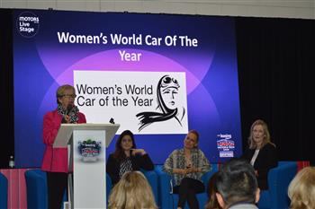 Jaguar Land Rover's Fiona Pargeter Recognised As Inaugural 'Woman Of Worth' 2018