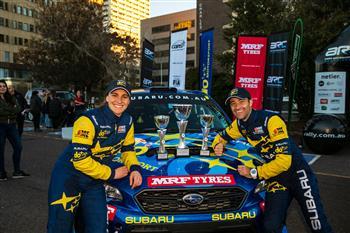 2019 Subaru Rally Tasmania preiew