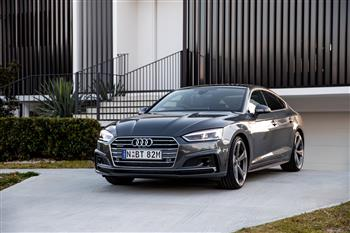Sharper pricing and more features for the Audi A5 45 TFSI quattro