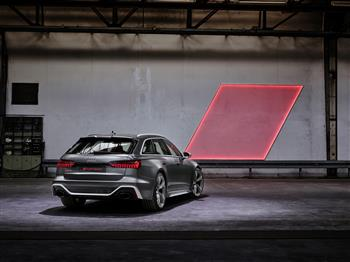 The fourth generation of the RS icon: the new Audi RS 6 Avant