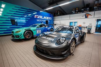 New Car for 2019 Falken Motorsports