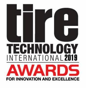 Sensing Core Wins Tyre Technology Award