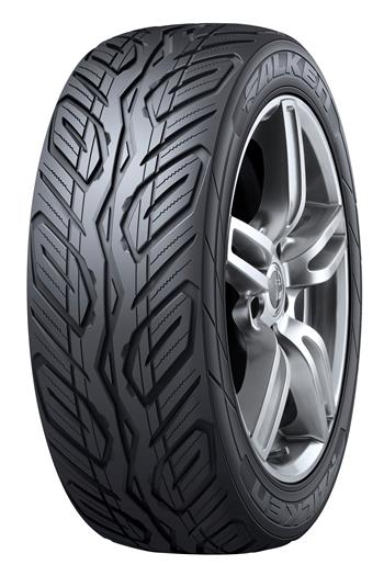 Falken Future Tyre Equipped on Subaru Concept Vehicle