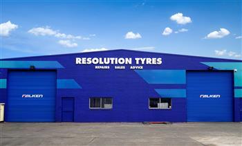 Falken Transforms Tyre Dealer