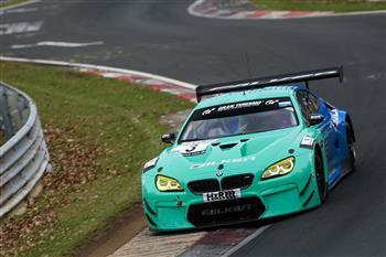 Falken Sponsors & Competes at Nürburgring
