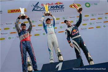 Falken Third Victory at Red Bull Air Race