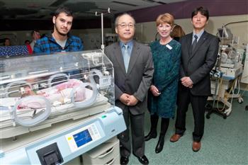 Sumitomo Rubber Australia Donates Life Saving Equipment