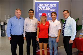 Official Opening Of OZWide4WD Mahindra Bundaberg