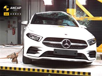 High safety scores for Mercedes A-Class, Mazda6 and Lexus ES300h