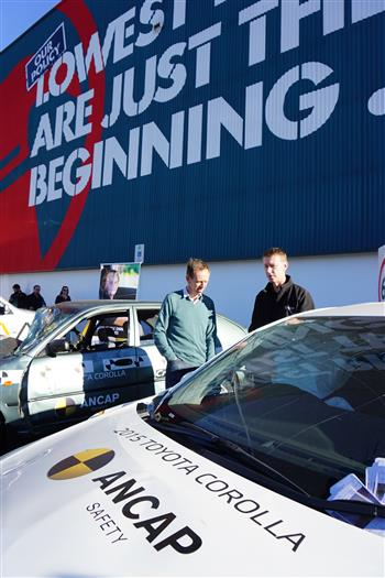 Canberrans urged to make safer vehicle choices.