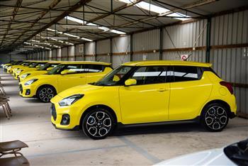All-new Swift Sport Is Set To Heat Up The Australian Hot Hatch Segment