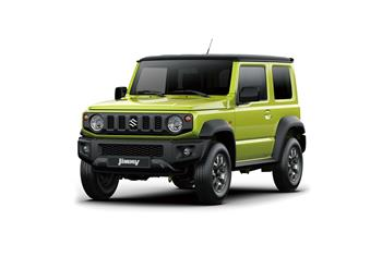 Next Generation Jimny Confirmed For Australian Market.