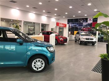 Suzuki's Dealer Network Expansion