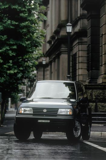 1988 Suzuki Vitara