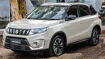 2019 Suzuki Vitara Series II