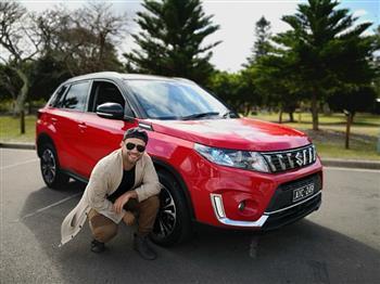Suzuki Australia announces new ambassador - Australian Musician Carlos 'C MAJOR' Velazquez