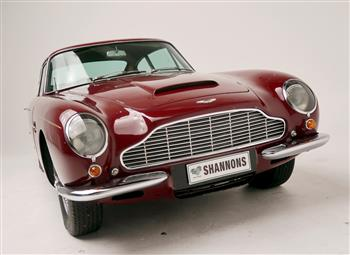 Eclectic British Classics in Shannons November Sydney sale