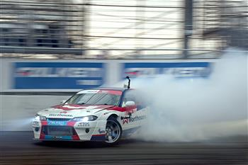 Falken Wins Formula Drift Triple