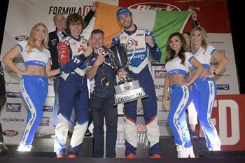 Falken Wins Formula Drift Triple
