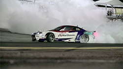 Falken drift driver James Deane claimed his third Formula Drift Pro title at Irwindale Speedway, California, on 19 October 2019...
