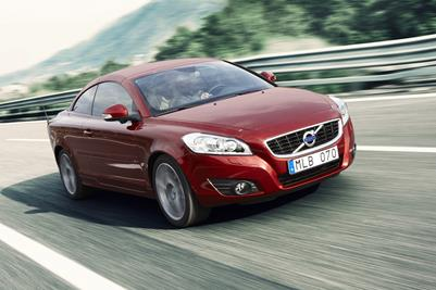 The new Volvo C70