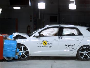 Audi A1 - 5 Star ANCAP Safety Rating