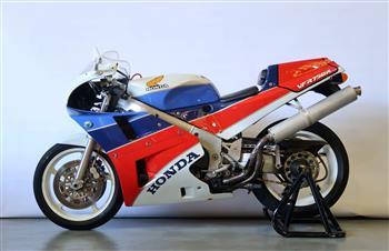 1989 Honda VFR750R RC30 'Homologation Special'