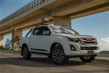 2019 Isuzu D-MAX X-RUNNER Limited Edition