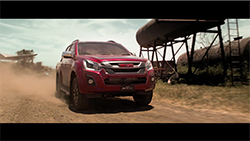 19MY Isuzu D-MAX X-RUNNER Feature Film,