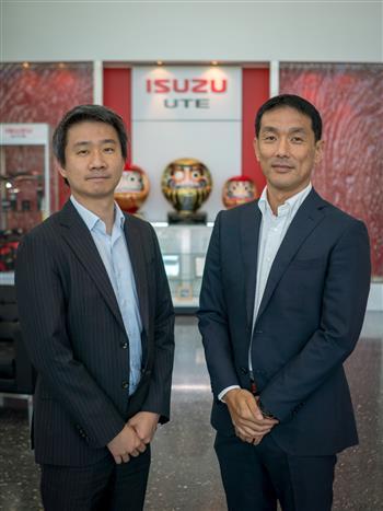 Koichiro Yoshida & Hiro Kuramoto