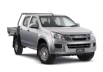Superseded 2015 Isuzu D-MAX 4x2