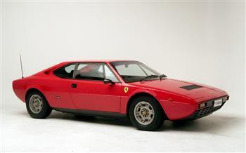 1976 Ferrari Dino 308 GT4 Coupe