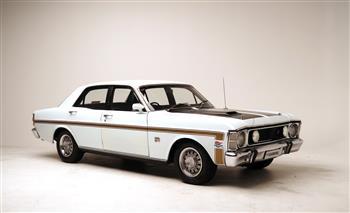 1970 Falcon XW GT