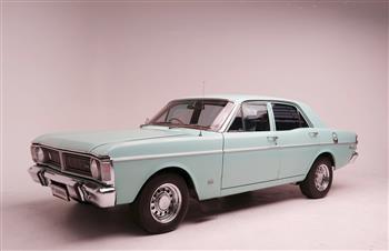 1971 Ford XY Falcon 500 Sedan