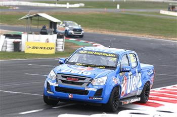 2019 SuperUte Round 3: D-Max Extends Lead With 2nd In Winton