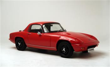 1969 Elan S4 SE Coupe